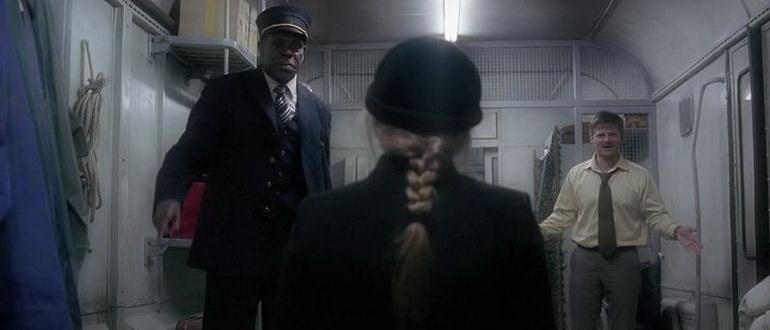 персонажи из фильма Призрачный экспресс (2009)