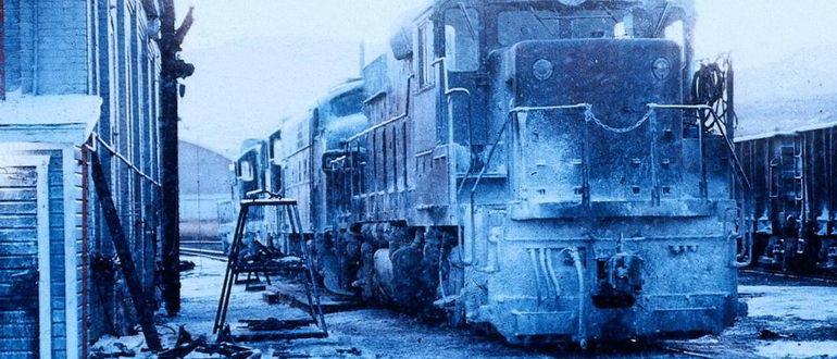 фильм Поезд-беглец (1985)