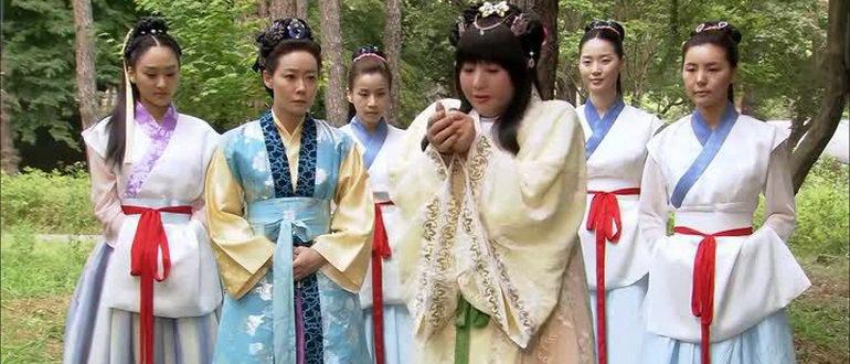 фильм Дневник похудения принцессы Хва Пён (2011)