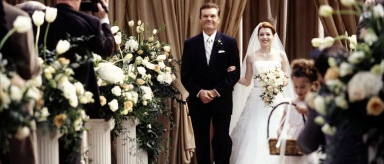 фильмы про свадьбу зарубежные список