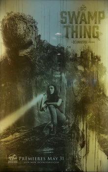 постер к сериалу Болотная тварь (2019)