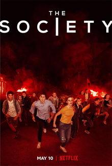 плакат к сериалу Общество (2019)