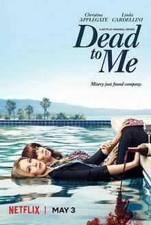 плакат к сериалу Мертв для меня (2019)
