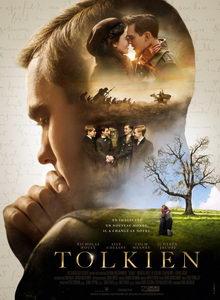 постер к фильму Толкин (2019)