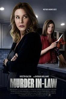 плакат к фильму Свекровь-убийца (2019)