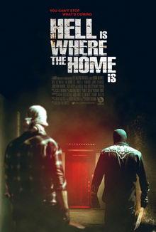 плакат к фильму Ад там, где дом (2019)
