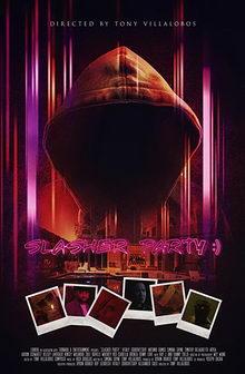 афиша к фильму Убийственная вечеринка (2019)