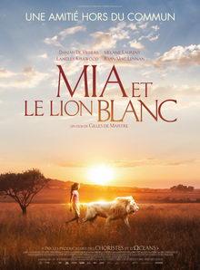 постер к фильму Миа и Белый лев (2019)