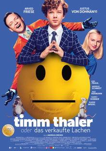 постер к фильму Тим Талер, или Проданный смех (2019)