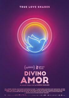 постер к фильму Божественная любовь (2019)