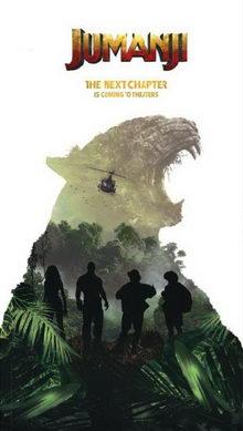 постер к фильму Джуманджи 2 (2019)