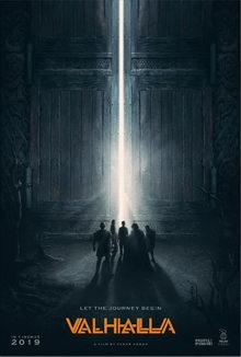 постер к фильму Вальхалла: Рагнарек (2019)