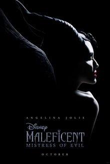 плакат к фильму Малефисента: Владычица тьмы (2019)