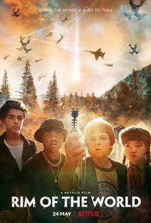 плакат к фильму Рубеж мира (2019)