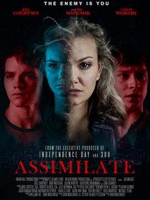 плакат к фильму Ассимиляция (2019)