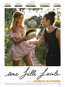 плакат к фильму Доступная девушка (2019)