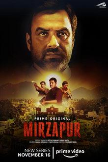 афиша к сериалу Мирзапур (2018)