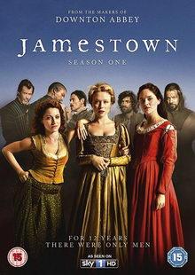 плакат к сериалу Джеймстаун (2017)