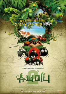 плакат к мультфильму Букашки 2 (2019)