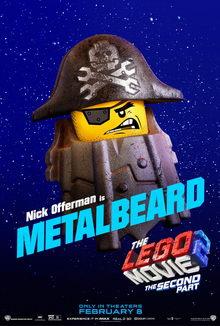 плакат к мультфильму Лего фильм 2 (2019)