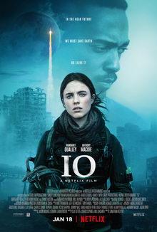 постер к фильму Ио (2019)