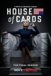 плакат к сериалу Карточный домик (2013)