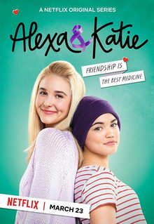 плакат к сериалу Алекса и Кэти (2018)