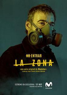 плакат к сериалу Зона (2017)
