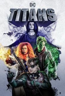 сериал Титаны (2018)