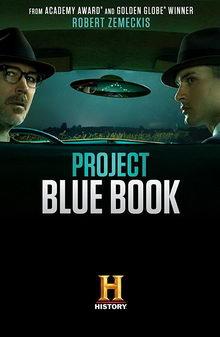 сериал Проект «Синяя книга» (2019)