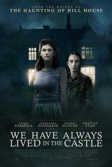 постер к фильму Мы всегда жили в замке (2019)