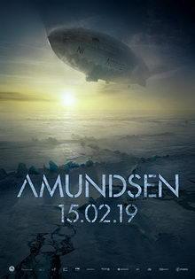 постер к фильму Амундсен (2019)
