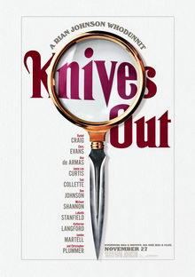 детектив Ножи наголо (2019)