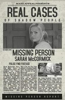 детектив Люди-тени: История исчезновения Сары МакКормик (2019)