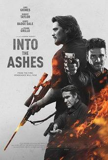 постер к фильму В пепел (2019)
