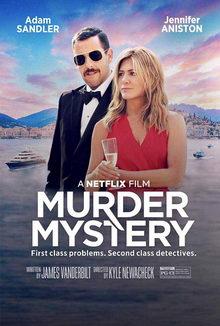 плакат к фильму Загадочное убийство (2019)