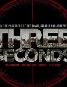 постер к фильму Три секунды (2019)