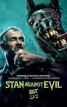 постер к сериалу Стэн против сил зла (2018)
