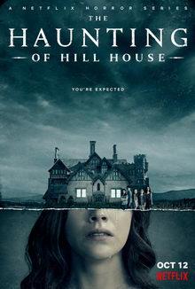 плакат к сериалу Призраки дома на холме (2018)