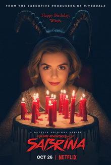 плакат к сериалу Леденящие душу приключения Сабрины (2018)