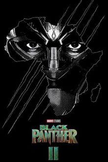 постер к фильму Черная пантера 2 (2022)