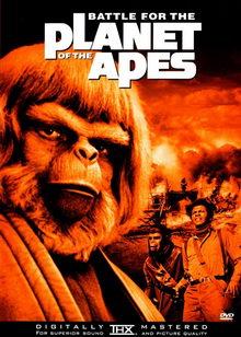 Планета обезьян 5: Битва за планету обезьян (1973)