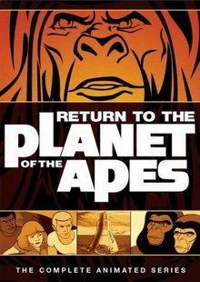 Возвращение на планету обезьян (1975) (мультфильм)