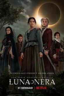 постер к сериалу Черная луна (2020)