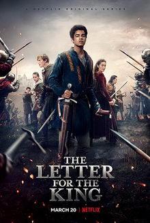 плакат к сериалу Письмо для короля (2020)