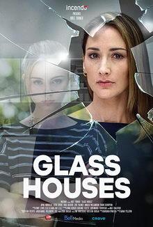 плакат к фильму Стеклянные дома (2020)