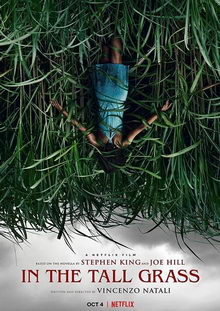 плакат к фильму В высокой траве (2019)