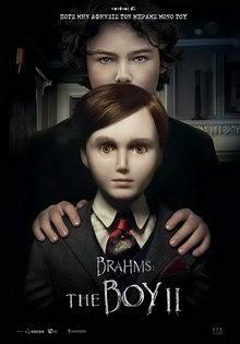 плакат к фильму Кукла 2: Брамс (2020)