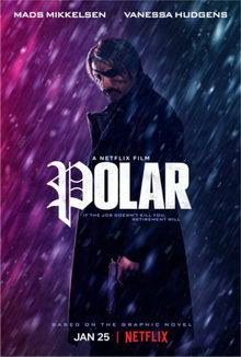 постер к фильму Полярный (2019)