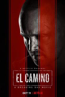 плакат к фильму El Camino: Во все тяжкие (2019)